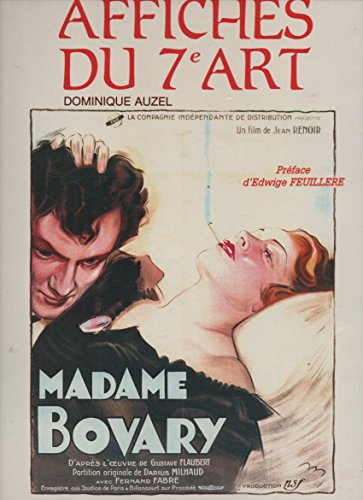 Affiches du 7e art: Le cinema francais a l'affiche (Collection Cinema) (French Edition): Auzel...