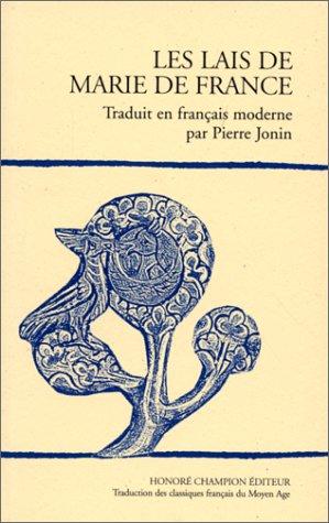 9782852030237: Les Lais de Marie de France (Traductions des classiques du Moyen Age)