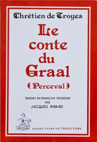9782852030701: Le Conte Du Graal
