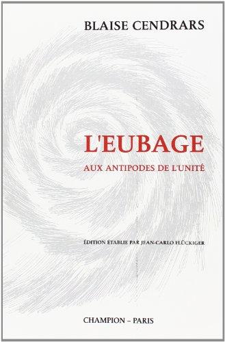 L'eubage, aux antipodes de l'unità (French Edition)