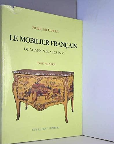 Le Mobilier Francais I: Kjellberg, Pierre