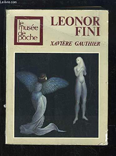 9782852190061: Leonor Fini (French Edition)