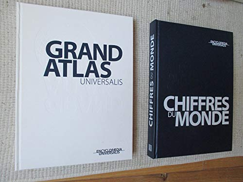 9782852292444: Grand Atlas Universalis-And-Chiffres Du Monde (French Edition)