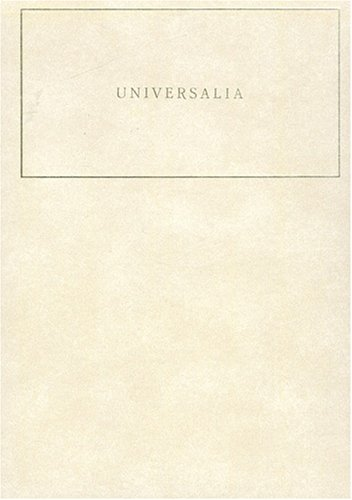 9782852293069: Universalia 1980 : Les événements, les hommes, les problèmes en 1979
