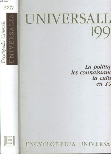 encyclopedie universalis papier 2012 occasion