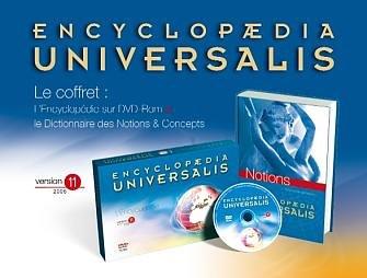 9782852296060: Coffret Encyclop�die Universalis V11 + Dictionnaire des Notions et Concepts