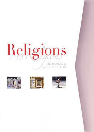 9782852299238: Les religions Encyclopaedia Universalis en 3 Volumes sous coffret