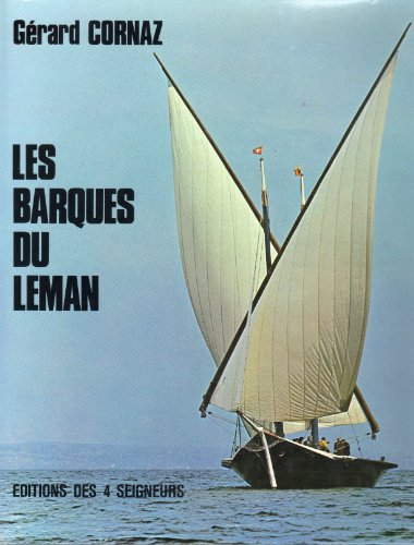 9782852310216: Les barques du Léman (French Edition)