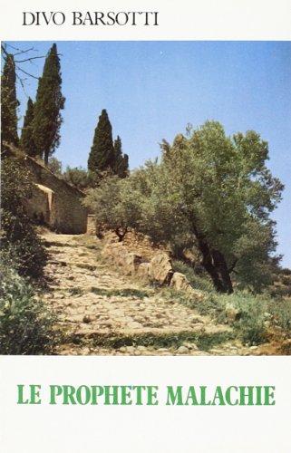 9782852448667: Prophète Malachie (French Edition)