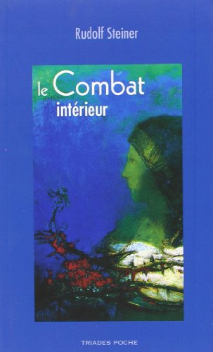 Combat Interieur (French Edition) (2852483017) by [???]