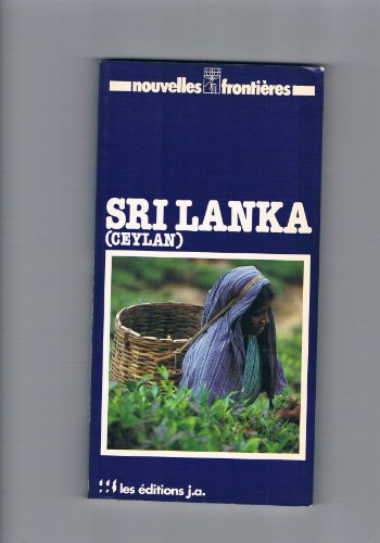 9782852582309: Sri Lanka (Ceylan) (Nouvelles frontieres) (French Edition)