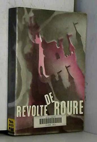Revolte de Roure: Episode des guerres intestines du Vivarais (French Edition): A Martinais