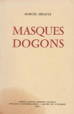 9782852650107: Masques dogons (Travaux et mémoires de l'Institut d'ethnologie) (French Edition)