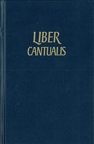 9782852740402: Liber Cantualis (Latin Edition)