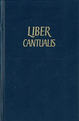 9782852740402: Liber Cantualis