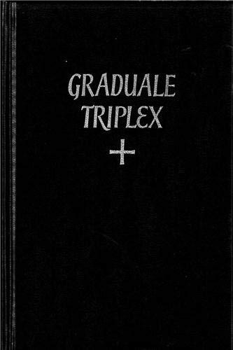 9782852740440: Graduale Triplex