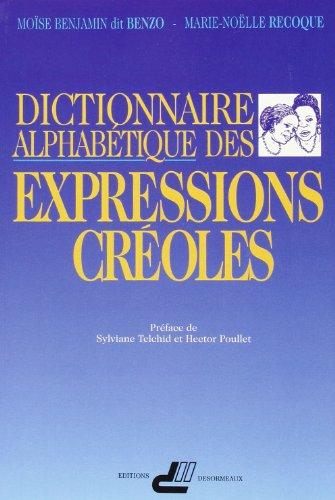 9782852750227: Dictionnaire d'expressions créoles par mots