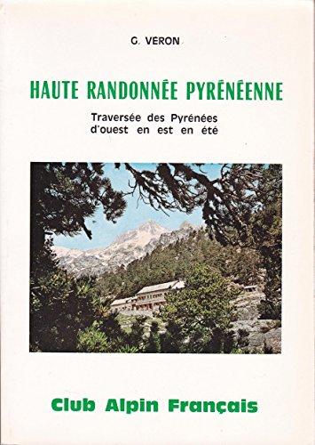 9782852760035: Haute randonnée pyrénéenne