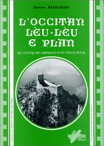 9782852940062: L'occitan leu leu e plan livre seul