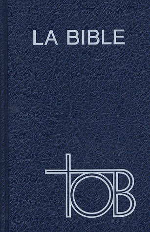 9782853000246: French Ecumenical Bible (French Edition)