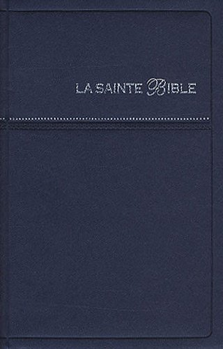 9782853001298: La Sainte Bible (French Edition)
