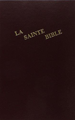 9782853002684: Bible Ostervald Rigide Bordeaux