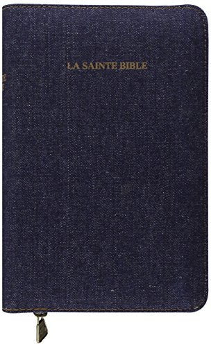 9782853003032: Bible Segond 1910 en Jean avec Onglets Tranche Or Glissi (French Edition)