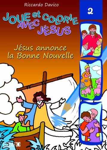9782853006576: Livret d'activité : Jésus annonce la Bonne Nouvelle