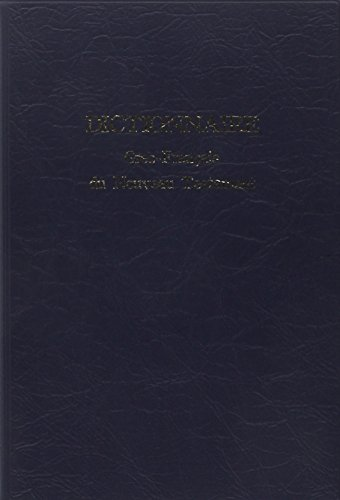 9782853007153: Greek and French New Testament Dictionary (French Edition)