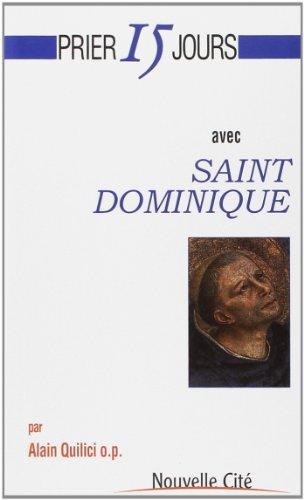 9782853133494: Prier 15 jours avec Saint Dominique