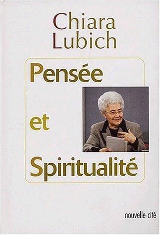 9782853134330: Pensee et spiritualité