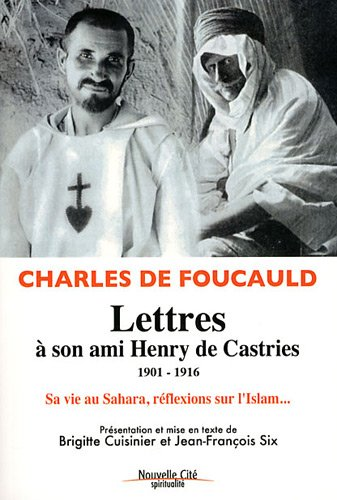 9782853136525: Lettres à son ami Henry de Castries (1901-1916) (French Edition)