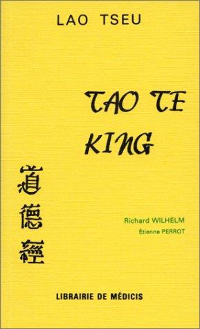 9782853270083: Tao Te King