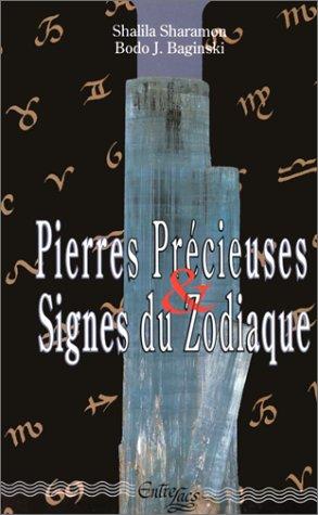 9782853270731: Pierres pr�cieuses et signes du Zodiaque