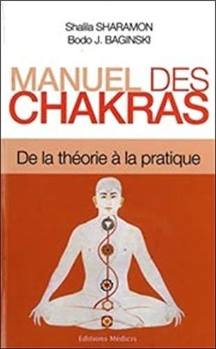 9782853273848: Manuel des chakras : De la Th�orie � la Pratique