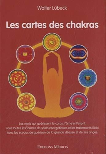 CARTES DES CHAKRAS (LES): LUBECK WALTER