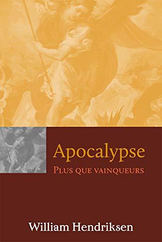 9782853310574: Apocalypse. Plus Que Vainqueurs