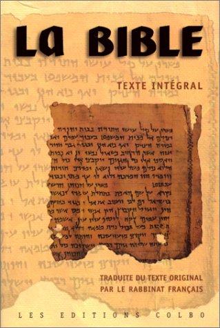 9782853322027: Bible de poche