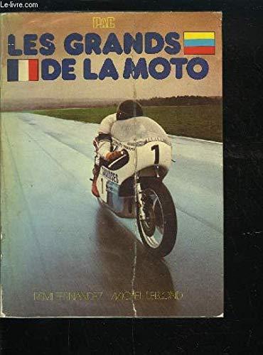 9782853360081: Les grands de la moto