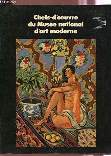 9782853460095: Chefs d'oeuvre du Musee d'art moderne de la ville de Paris (French Edition)