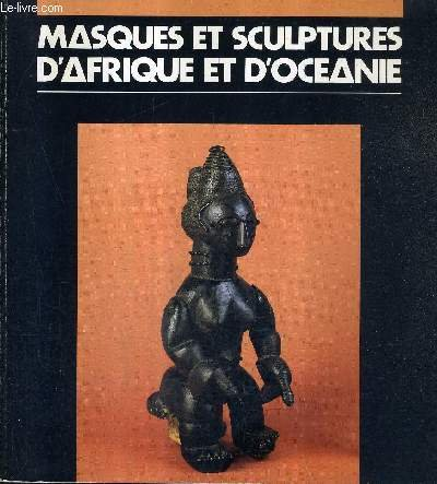 Masques et Sculptures D'Afrique et D'Oceanie Collection: VIDAL (Aline) editor