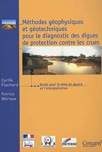 Méthodes géophysiques et géotechniques pour le diagnostic ...