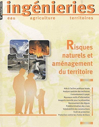 Ingénieries, N° spécial 2003 (French Edition): Gérard Brugnot