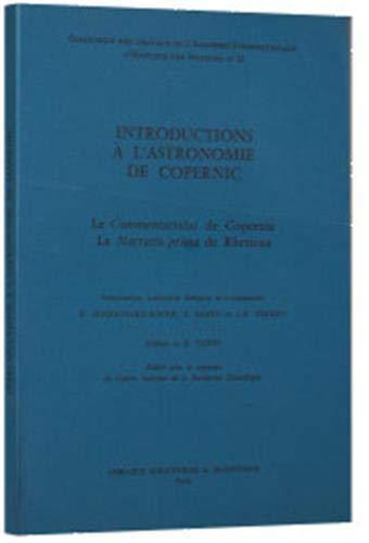 9782853670876: Introduction à l'astronomie copernicienne