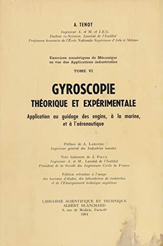 9782853671354: Gyroscopie théorique et expérimentale