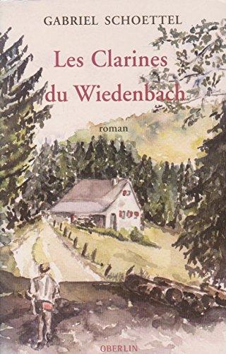 9782853691536: Les Clarines de Wiedenbach