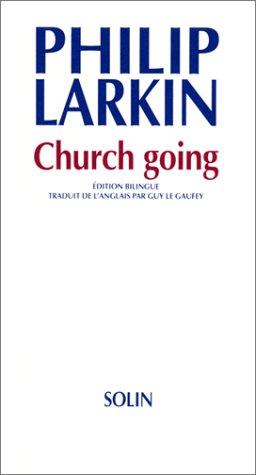 CHURCH GOING: LARKIN