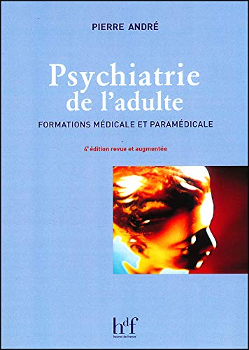 9782853852944: Psychiatrie de l'adulte (French Edition)