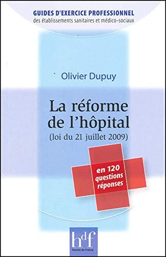 9782853853125: La réforme de l'hôpital