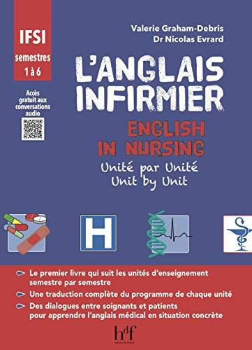 9782853853293: L'anglais infirmier : Unité par unité